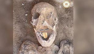 Egipt: Odkryto niezwykłą mumię. Naukowcy zaskoczeni tym, co znaleźli w jej ustach