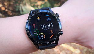 Huawei Watch GT 2: elegancki smartwatch dla sportowców. Taki zegarek mnie przekonuje