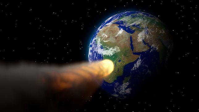 Asteroida uderzy w Ziemię, a skutki będą globalne