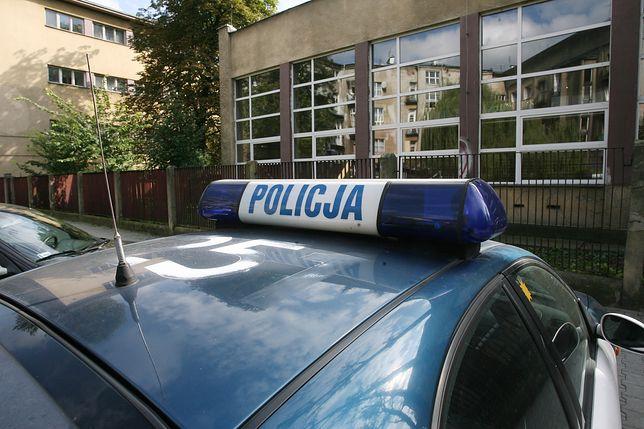Policyjny wykładowca pod lupą MSWiA. Resort zaprzecza