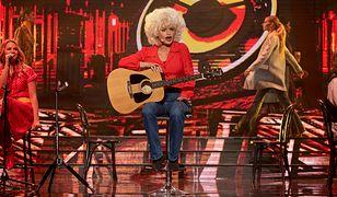 """Emilia Komarnicka-Klynstra w programie """"Twoja Twarz Brzmi Znajomo"""" wcieliła się w Dolly Parton"""