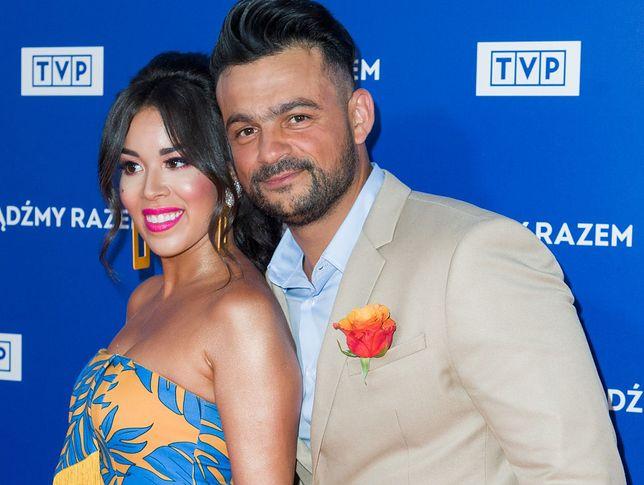 """Robert El Gendy prowadzi """"Pytanie na śniadanie"""" z Tamarą Gonzalez Pereą"""