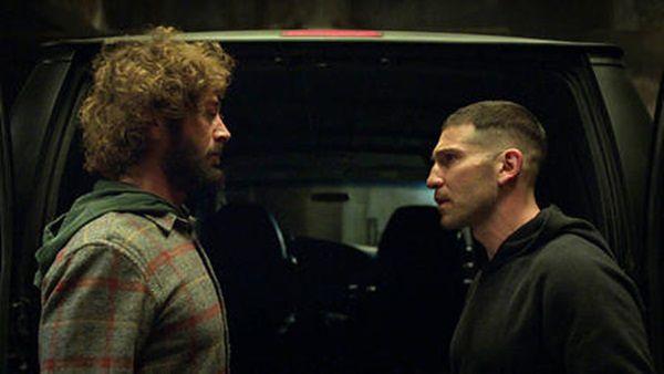 Marvel: The Punisher 01:05 – Gunner (Gunner)