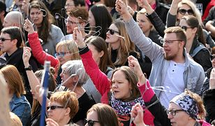 Polacy walczą o liberalizację prawa aborcyjnego.
