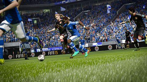 W FIFA 15 nie zagramy już na PS2