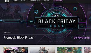 Black Friday na gog.com - do 90 proc. taniej
