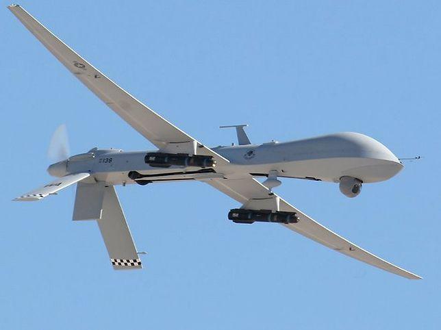 Szpiegowski samolot domowej produkcji dla hakera