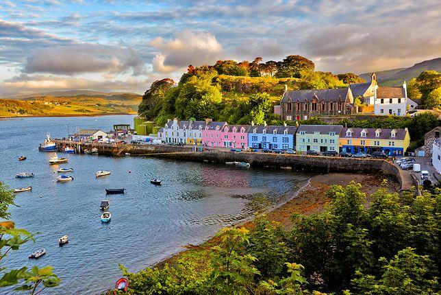 Wyspa Skye leży w archipelagu Hebrydów Wewnętrznych