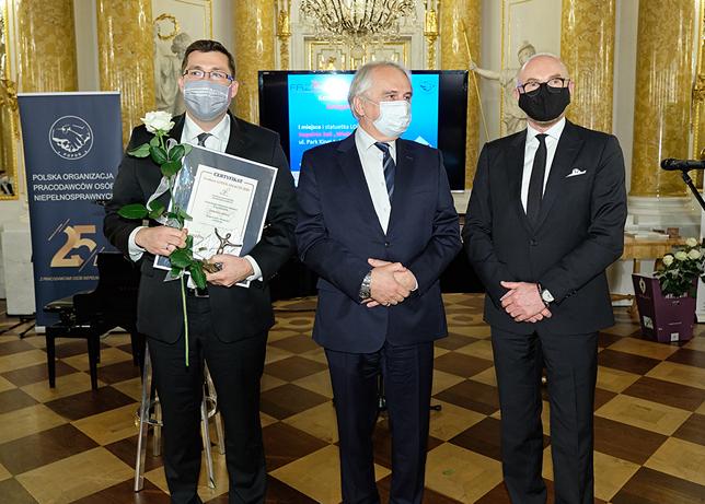 """Po raz 15. przyznano ogólnopolską nagrodę """"Lodołamacza"""""""
