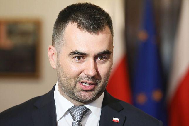 Błażej Spychalski ocenił decyzje Andrzeja Dudy