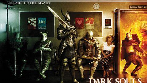 Czy zmiana poziomu trudności w Dark Souls to naprawdę koniec świata?