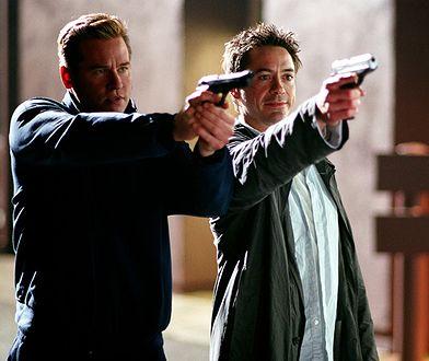 """Val Kilmer i Robert Downey Jr. w """"Kiss Kiss Bang Bang"""""""