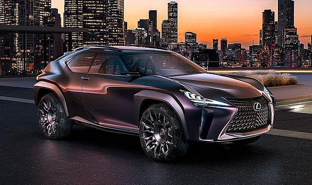 Lexus UX: tak będą wyglądały SUV-y przyszłości?