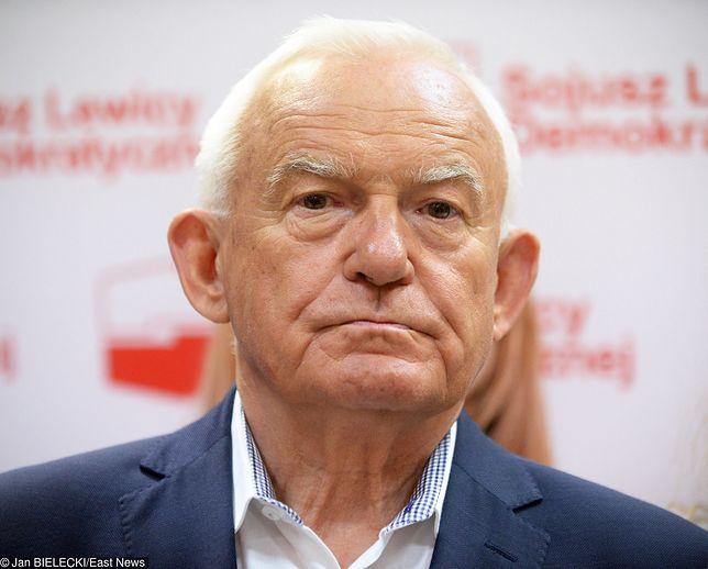 Leszek Miller skomentował słowa Anny Maria Żukowskiej
