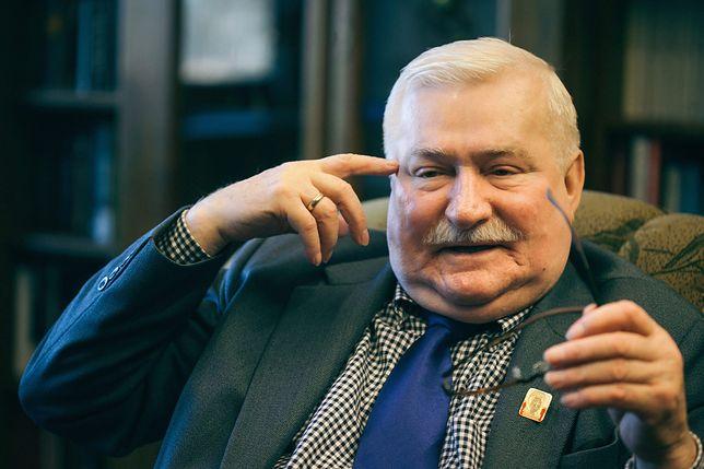 Piotr Duda chce publicznych przeprosin od Lecha Wałęsy