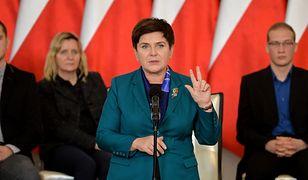 Premier podkreślała, że wszystkie reformy zostały rozpoczęte a niektóre już zakończone