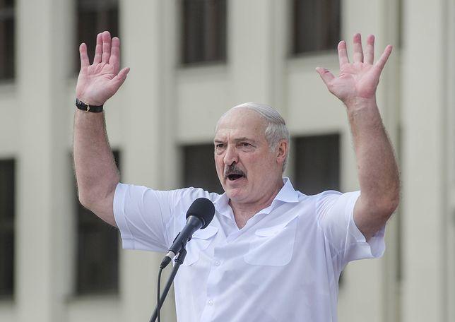 Białoruś. Aleksander Łukaszenka powiedział, że musi zamknąć granice z Polską