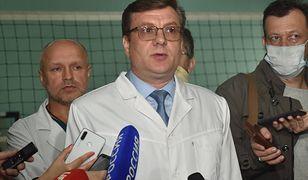 Rosja. Wznowiono poszukiwania szefa szpitala w którym przebywał Nawalny