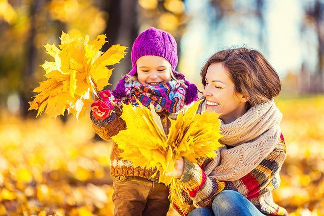 Ubranka na jesień dla dziecka powinny być ciepłe i przewiewne