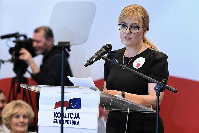 Wybory do PE. Magdalena Adamowicz: Krew znowu się polała. Opamiętajmy się wreszcie