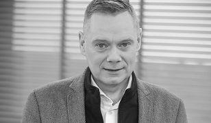 Nie żyje Rafał Poniatowski. Dziennikarz TVN24 miał 48 lat