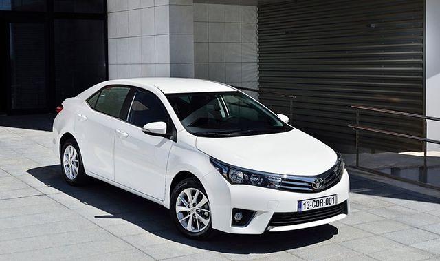 Wzrost sprzedaży Toyoty w Europie