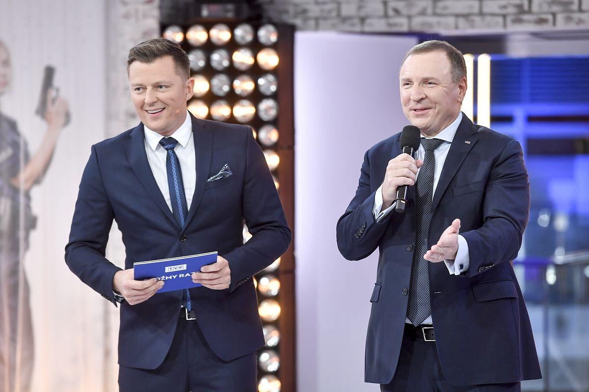 Rafał Brzozowski jest pracownikiem TVP.