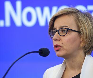 Paulina Hennig-Kloska twierdzi,że w Rzeszowie Nowoczesną opuściło 40 osób