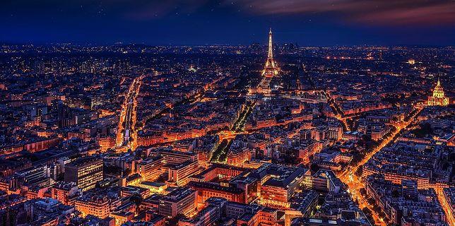 Paryż jest najsławniejszą europejską stolicą