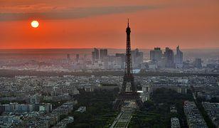 Świt nad Paryżem