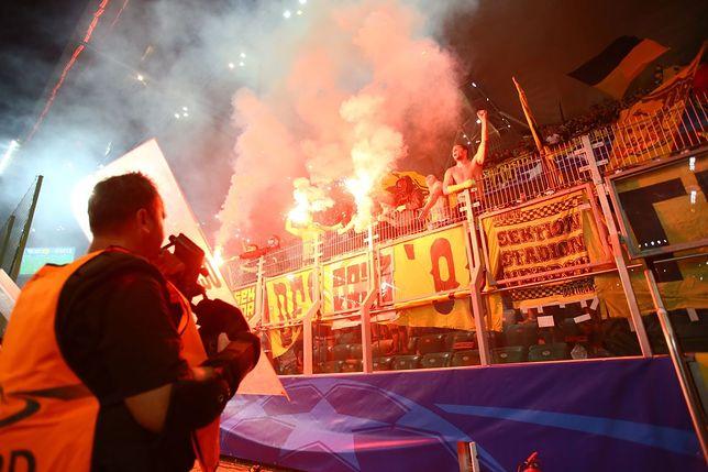 Mecz z Realem bez publiczności! Legia ukarana przez UEFA