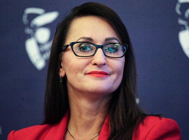 Koronawirus w Polsce. Renata Kaznowska, wiceprezydent Warszawy.