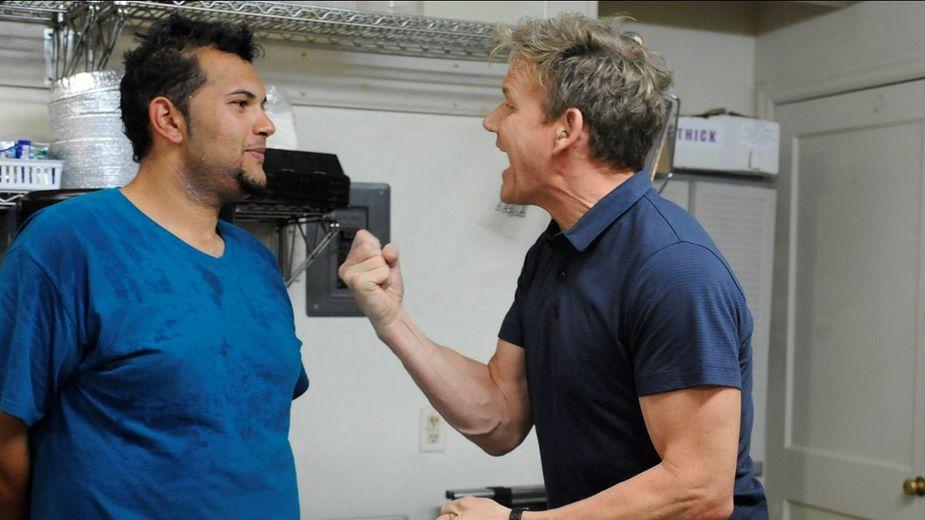 Kuchenne rewolucje Gordona Ramsaya
