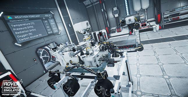 Rover Mechanic Simulator - Perseverance DLC