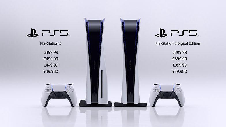 Sony podało datę premiery PlayStation 5. Znamy też polskie ceny