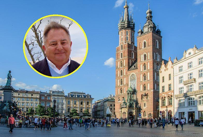 W Krakowie mają pomysł jak docenić Makłowicza. Internauci zachwyceni