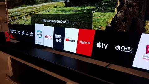 LG sprzedaje licencje na webOS. System trafi do telewizorów dwóch producentów