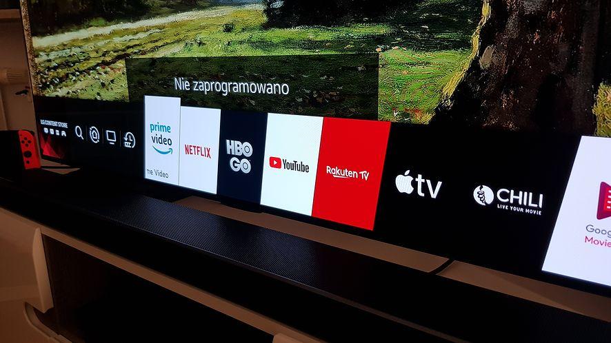 WebOS trafi do telewizorów innych producentów /fot. Jakub Krawczyński