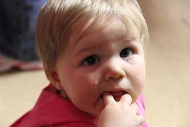 Co robić, gdy chore dziecko marudzi?
