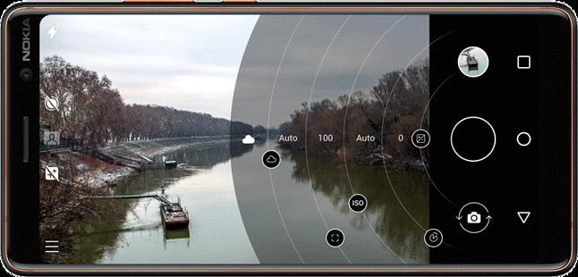 Nokia 7 Plus, źródło: XDA