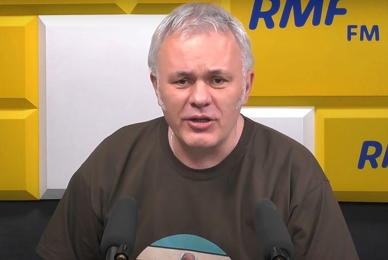"""""""Tajemnicze"""" zachowanie posła Lewicy. Nowe informacje o imprezie Roberta Mazurka"""