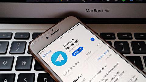 Apple zablokowało aktualizacje Telegrama na całym świecie, nie tylko w Rosji