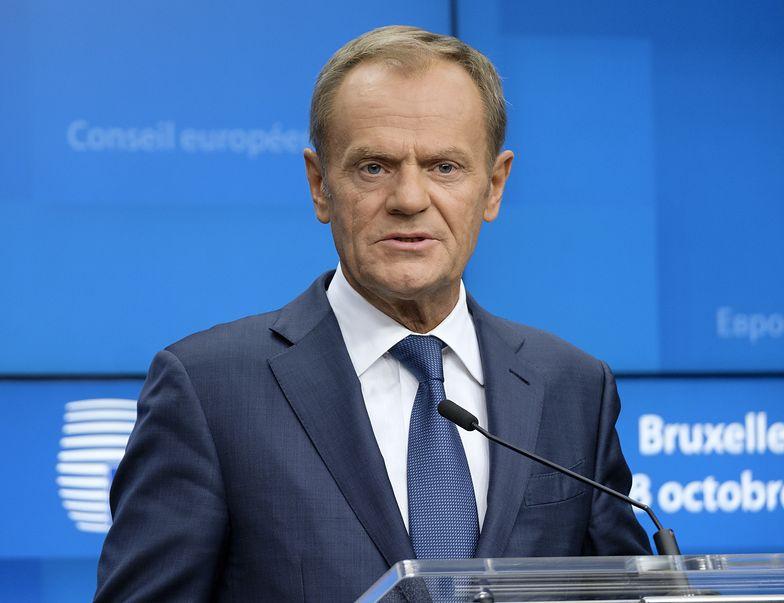 """Donald Tusk ostro o PiS. """"Skompromitowali siebie i Polskę"""""""