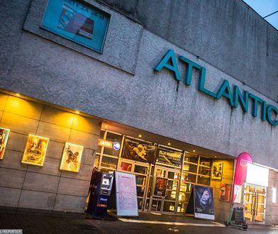 Kino Atlantic walczy o przetrwanie. Budynek ma zamienić się w biurowiec