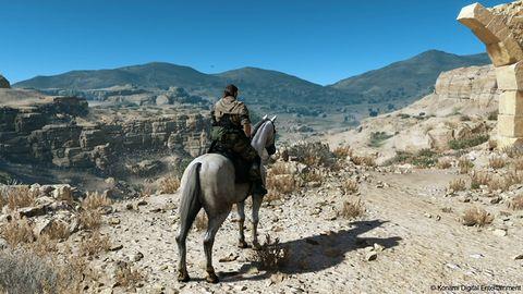 W Metal Gear Solid V sami stworzymy sobie misje