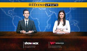 """""""SNL Polska - Weekend Update"""" w każdą niedzielę o 20.20 w Telewizji WP"""