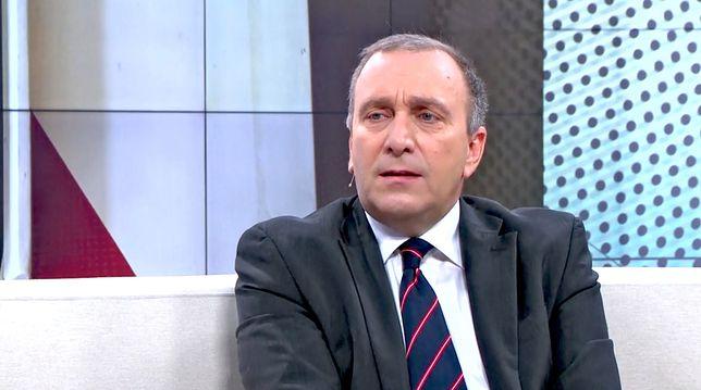 Wyniki sondaży martwią Grzegorza Schetynę