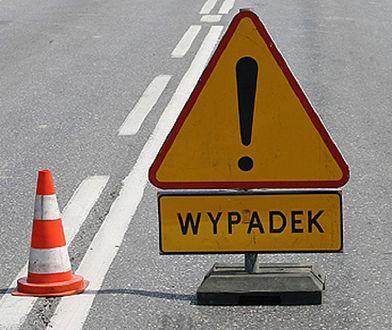 Rzeszów. Wypadek na ul. Warszawskiej. Zderzyły się cztery samochody