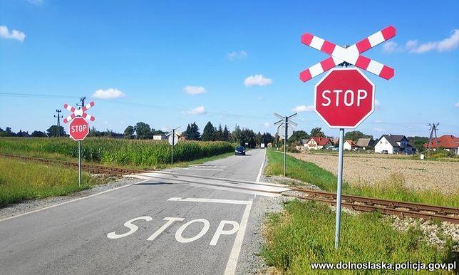 Pociąg śmiertelnie potrącił rowerzystę w Gliwicach