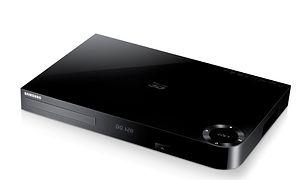 Blu-Ray z twardym dyskiem i tunerem DVB-T